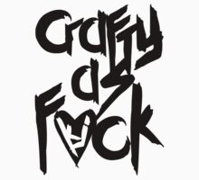 Crafty As Fuck Tee by Kevin James Harte