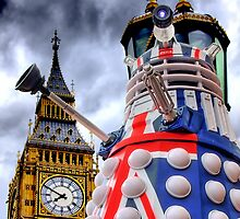 British Icons - London - HDR by Colin J Williams Photography