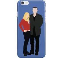Nine, Rose iPhone Case/Skin