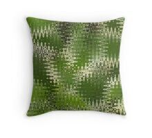 Take me into the Green 3 Throw Pillow