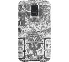 The Three Goddesses of Hyrule Geek Line Artly Samsung Galaxy Case/Skin
