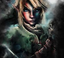Legend of Zelda Link is One Epic Hylian by barrettbiggers