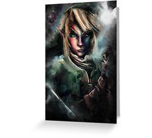 Legend of Zelda Link is One Epic Hylian Greeting Card