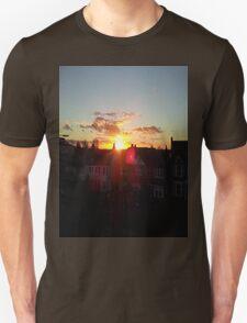 Suburb Sunset T-Shirt