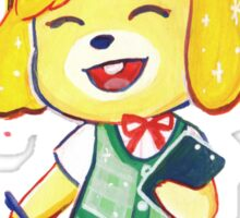 Isabelle Sticker