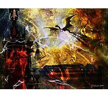 Dragon Realms IV Photographic Print