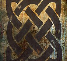 The Dara Celtic Symbol by GrimalkinStudio