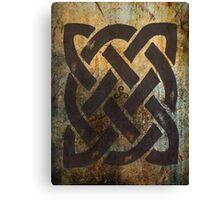 The Dara Celtic Symbol Canvas Print