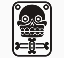 Aztec stamp with skull T-Shirt