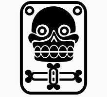 Aztec stamp with skull Unisex T-Shirt