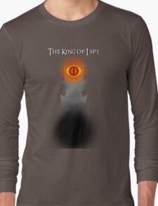 Sauron I spy with my little eye... Long Sleeve T-Shirt