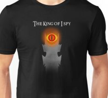 Sauron I spy with my little eye... Unisex T-Shirt