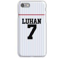 LUHAN 7 iPhone Case/Skin