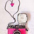 Camera love - Diana F+ lomography by Zoe Power