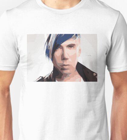 Marianas Trench Josh Ramsay Abstract Unisex T-Shirt