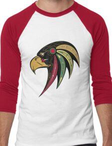 Chicago Blackhawks Alternate Men's Baseball ¾ T-Shirt