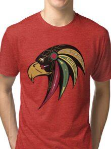 Chicago Blackhawks Alternate Tri-blend T-Shirt