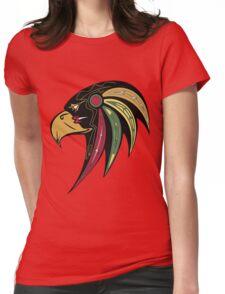 Chicago Blackhawks Alternate Womens Fitted T-Shirt