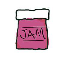 Jam Photographic Print