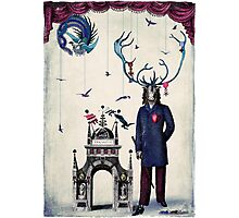 the emperor's new clothes Photographic Print