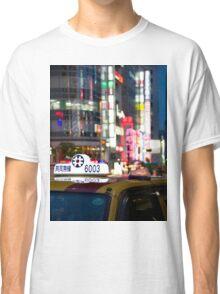 Shinjuku by night Classic T-Shirt