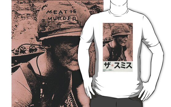Meat is Still Murder in Japan  by JCWaitWat