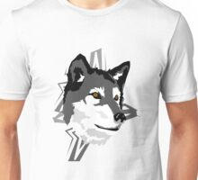 Wolf in the Woods Unisex T-Shirt