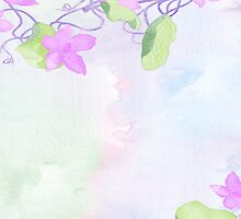 Floral Display Pastel Colors by Gotcha29