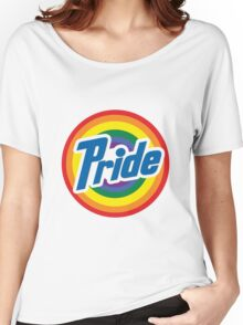 Pride/Tide Women's Relaxed Fit T-Shirt