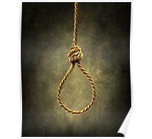 Hangmans Noose Poster