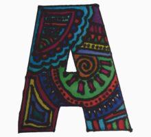 Just an A  by Carlos Rivas