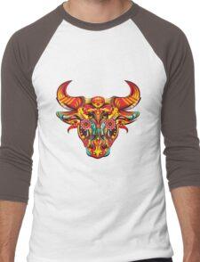 Taurus Men's Baseball ¾ T-Shirt
