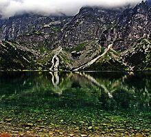 Morskie Oko.Tatry. by Grazyna W.
