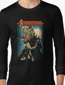 Symphony of the Night Long Sleeve T-Shirt