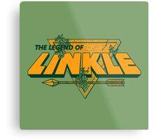 LEGEND OF LINKLE Metal Print