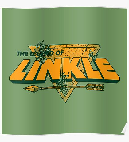 LEGEND OF LINKLE Poster