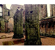 Holyrood Palace, Edinburgh Photographic Print