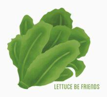 Lettuce Be Friends by Madeline Neff