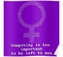 Karen Spärck Jones Computer Science Quote Poster
