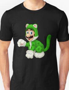 Cat Luigi Unisex T-Shirt