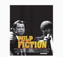 Pulp Fiction  by JCWaitWat