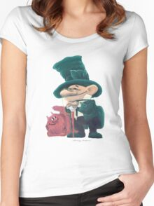 Two comrades Women's Fitted Scoop T-Shirt