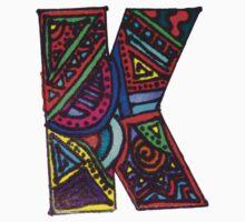 K K K  by Carlos Rivas