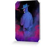 ''The Silent Killer'' PHONE CASE Greeting Card