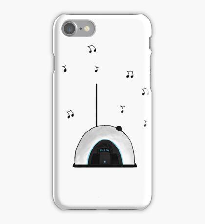 Portal Radio iPhone Case/Skin