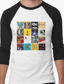 Mike Patton - Assorted albums Men's Baseball ¾ T-Shirt