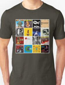 Mike Patton - Assorted albums Unisex T-Shirt