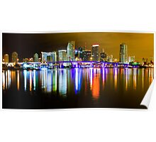Miami the Magic City Poster