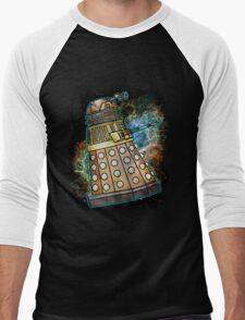 Exterminate! Men's Baseball ¾ T-Shirt