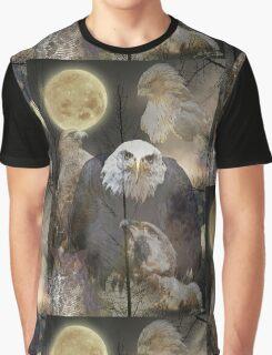 """""""Winged Spirits"""" Graphic T-Shirt"""